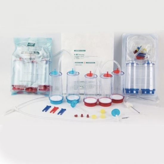 Lab Pharmaceutical Test Sterility Test Kits Sterility Test Canister With Antibiotics