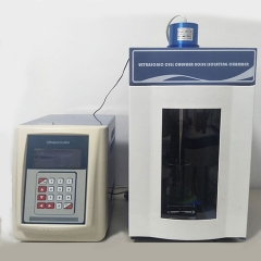 LCD-Display Ultraschall-Homogenisator