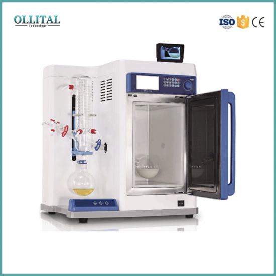 Lab Multi-Functional Microwave Chemical Reaction Apparatus